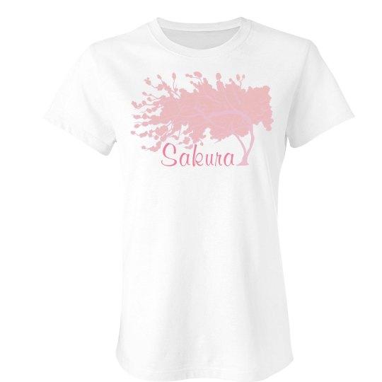 Japanese Sakura T-Shirt