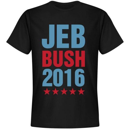 Jeb Bush 2016 Shirt