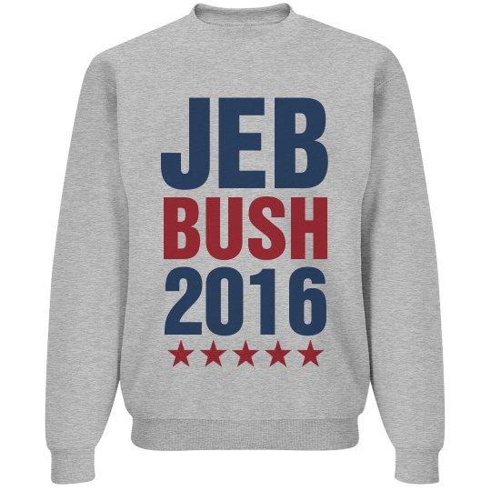 Jeb Bush Sweatshirt