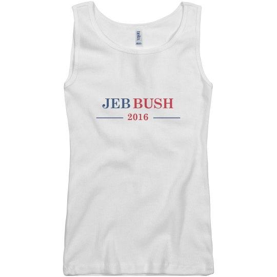 Jeb Bush Tank Top
