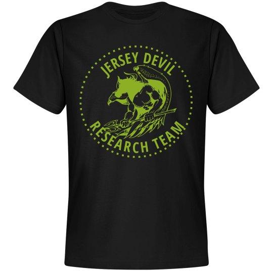 Jersey Devil Research Team Shirt