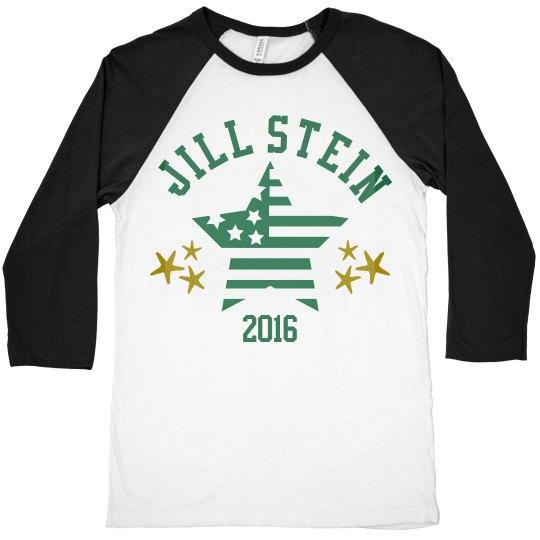Jill Stein 2016 Star