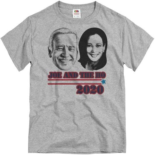 Joe and the Ho 2020