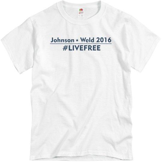 Johnson Weld Libertarian