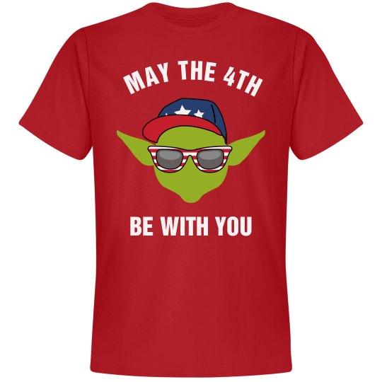 July 4th Yoda