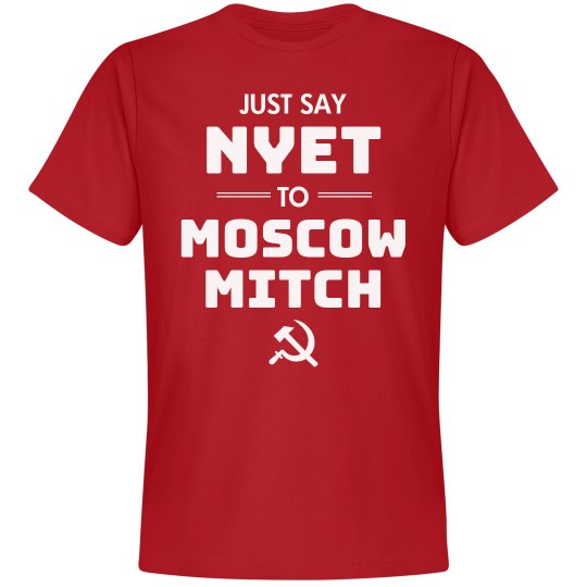 Just Say Nyet To Moscow Mitch