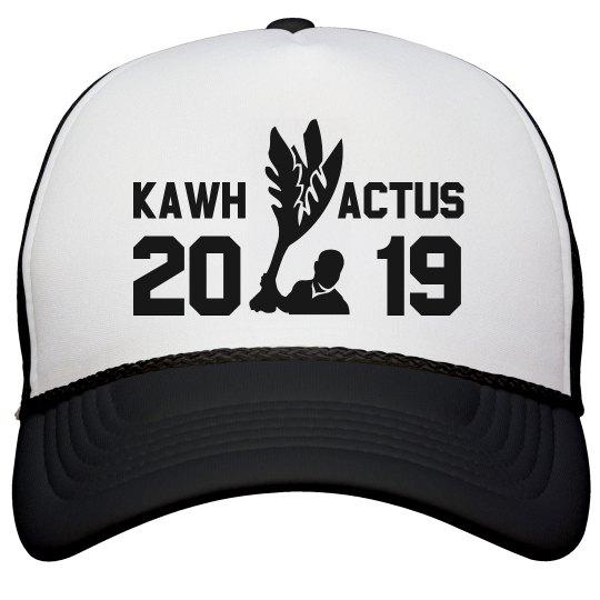 Kawhactus 2019 Cap