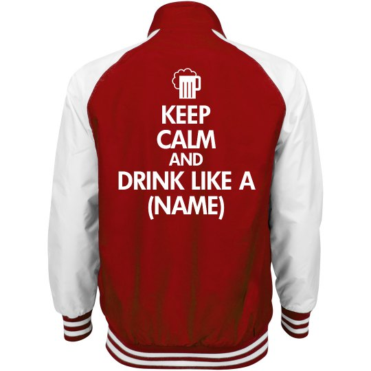 Keep Calm & Drink