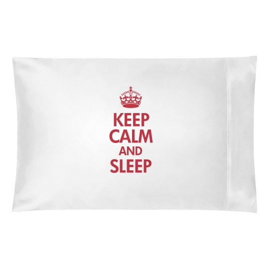 Keep Calm & Sleep