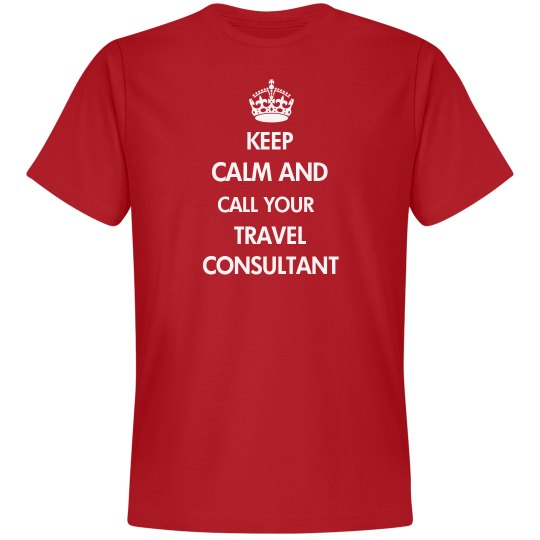 Keep Calm and Call