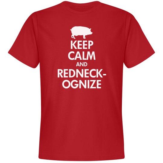 Keep Calm Redneckognize