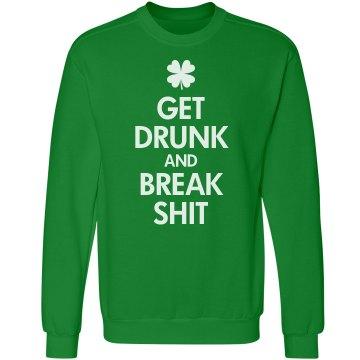 Keep Calm St Patricks Day