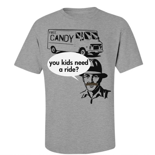 Kids Need A Ride?