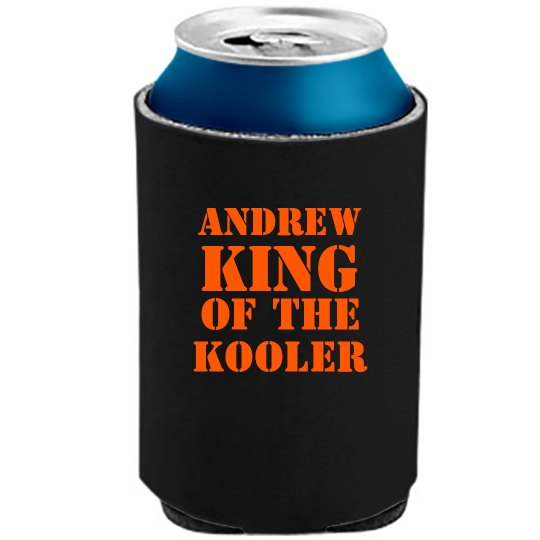 King Of The Can Cooler