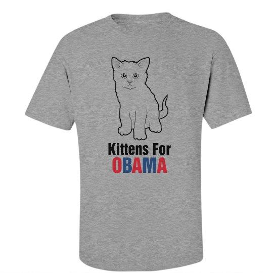 Kittens For Obama