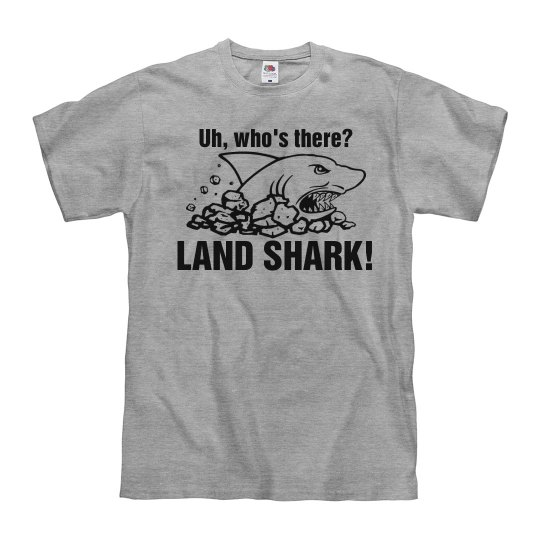 Knock, Knock, Land Shark