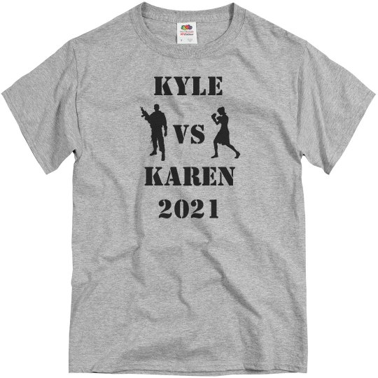 Kyle Vs Karen