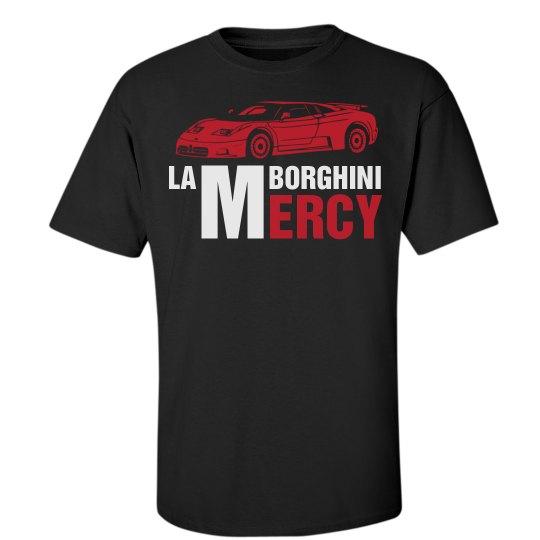 Lamborghini Mercy Me