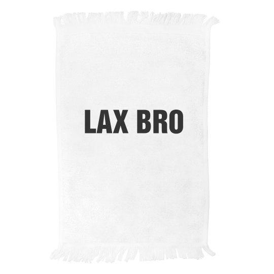 Lax Bro Towel