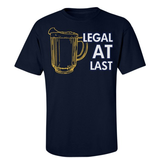Legal At Last