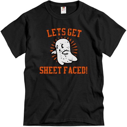 Let's Get Sheet Faced!