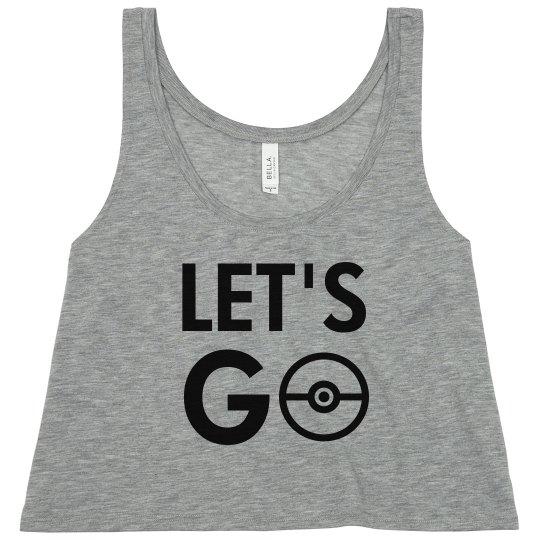 Let's Go Team Instinct Neon