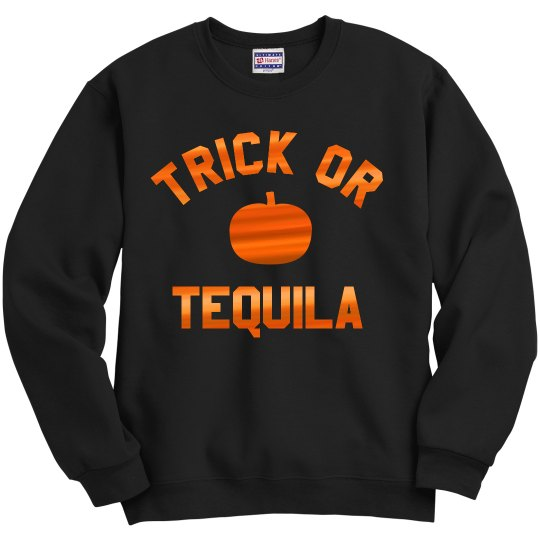 Let's Trick Or Tequila Metallic