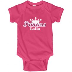 Princess Laila Onesie