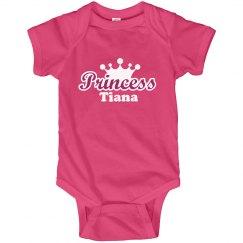 Princess Tiana Onesie