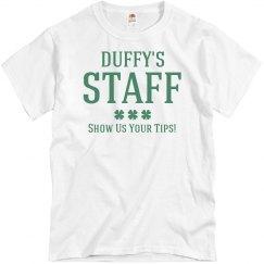 Duffy's Irish Pub Staff