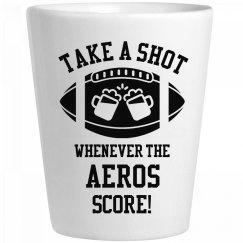 Take A Shot Whenever Aeros Score