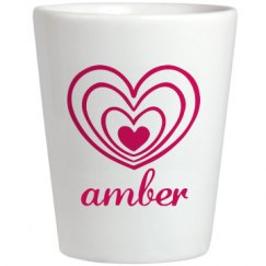 Cute Amber With Hearts