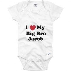 I Love My Big Brother Jacob
