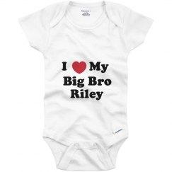 I Love My Big Brother Riley