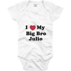I Love My Big Brother Julio