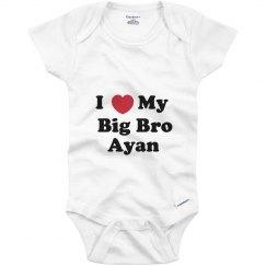 I Love My Big Brother Ayan