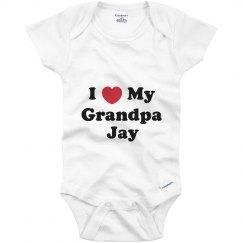 I Love My Grandpa Jay