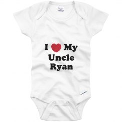 I Love My Uncle Ryan