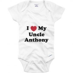 I Love My Uncle Anthony