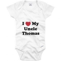 I Love My Uncle Thomas