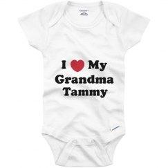 I Love My Grandma Tammy