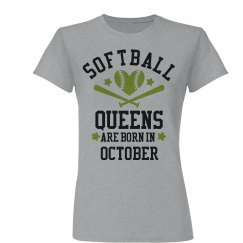 Softball Queens Are Born In October