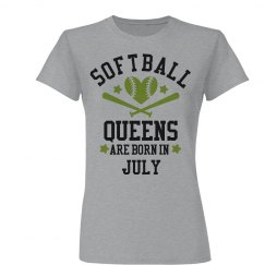 Softball Queens Are Born In July