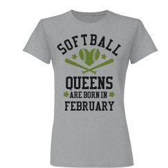Softball Queens Are Born In February