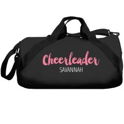 Cheerleader Duffel Savannah