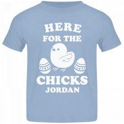 Here For The Chicks Jordan