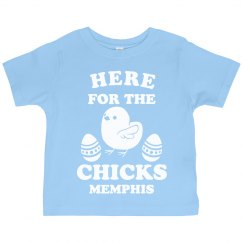 Here For The Chicks Memphis