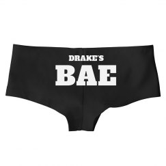 Drake's Bae Sexy Undies