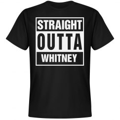 Straight Outta Whitney