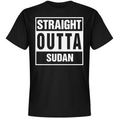Straight Outta Sudan